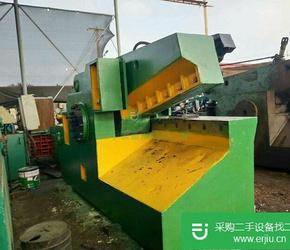 华宏250吨双电机剪切机