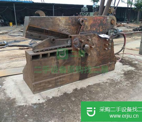出售100吨虎头剪切机 鳄鱼剪切机