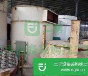 转让面粉厂用二手布袋式脉冲除尘器