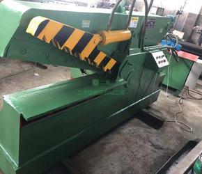 江阴华泰200吨一米鳄鱼剪电机油泵质保两个月急出