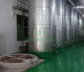 转让葡萄酒厂用二手20-60立方不锈钢储罐