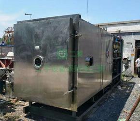 转让二手干燥机 二手真空冷冻干燥机 各种规格二手真空冷冻干燥机