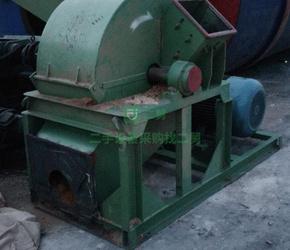 转让:出售九九新55千瓦粉碎机 削片粉碎一体设备