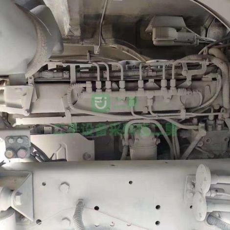 9成新混凝土搅拌罐车豪沃亚特20方重汽豪沃河南省郑州市