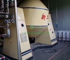 急售9成新搪瓷双锥干燥机新工3000山东省济宁市