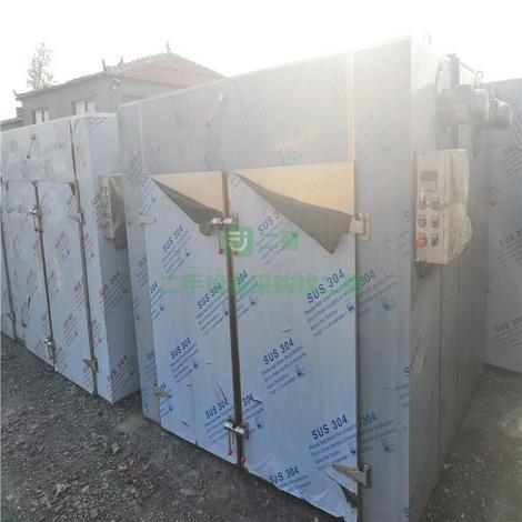 出售二手热风循环烘箱 出售二手96盘不锈钢热风循环烘箱现货
