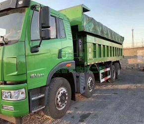9成新解放悍威自卸车潍柴270马力,车箱长度6.8米高度1.河北省