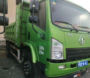 出售二手的轩德X6、陕汽工程自卸车