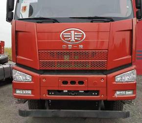 急售9成新自卸车解放J6长8米,1.5米高,420马力河北省唐山市