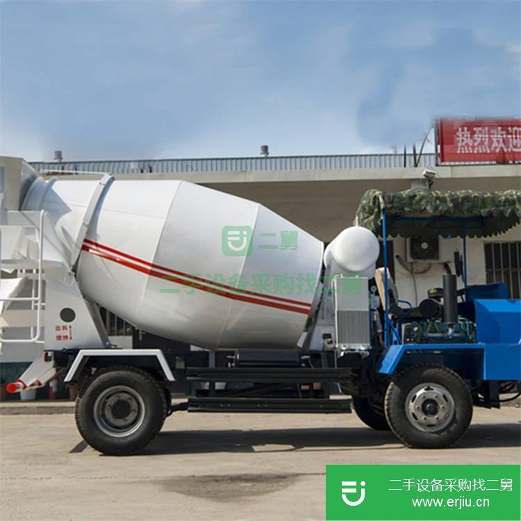 三方混凝土二手搅拌车价格¥9.30万