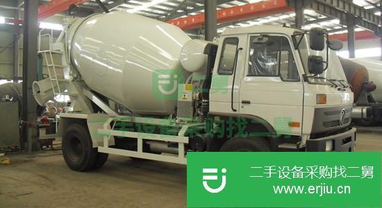 供应二手搅拌车价格¥8.40万