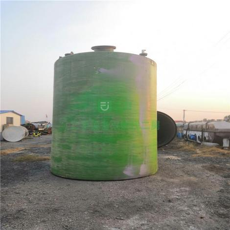 急售二手15立方20立方25立方立式玻璃钢储罐碳Q235碳钢储罐
