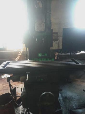 宁波工厂在位出售齐齐哈尔5032和5030立銑